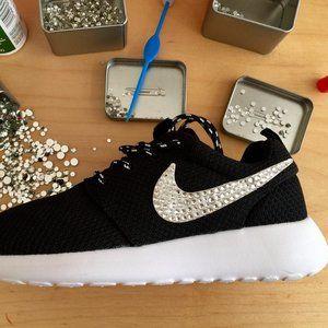 Custom Bling Nike Running Sneaker Sport Shoes F7